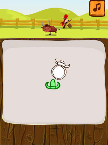 Brave Rodeo Rider screenshot 7