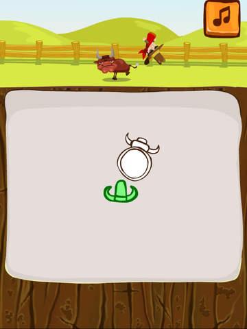 Brave Rodeo Rider screenshot 7