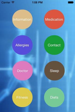 Health Pocket - náhled