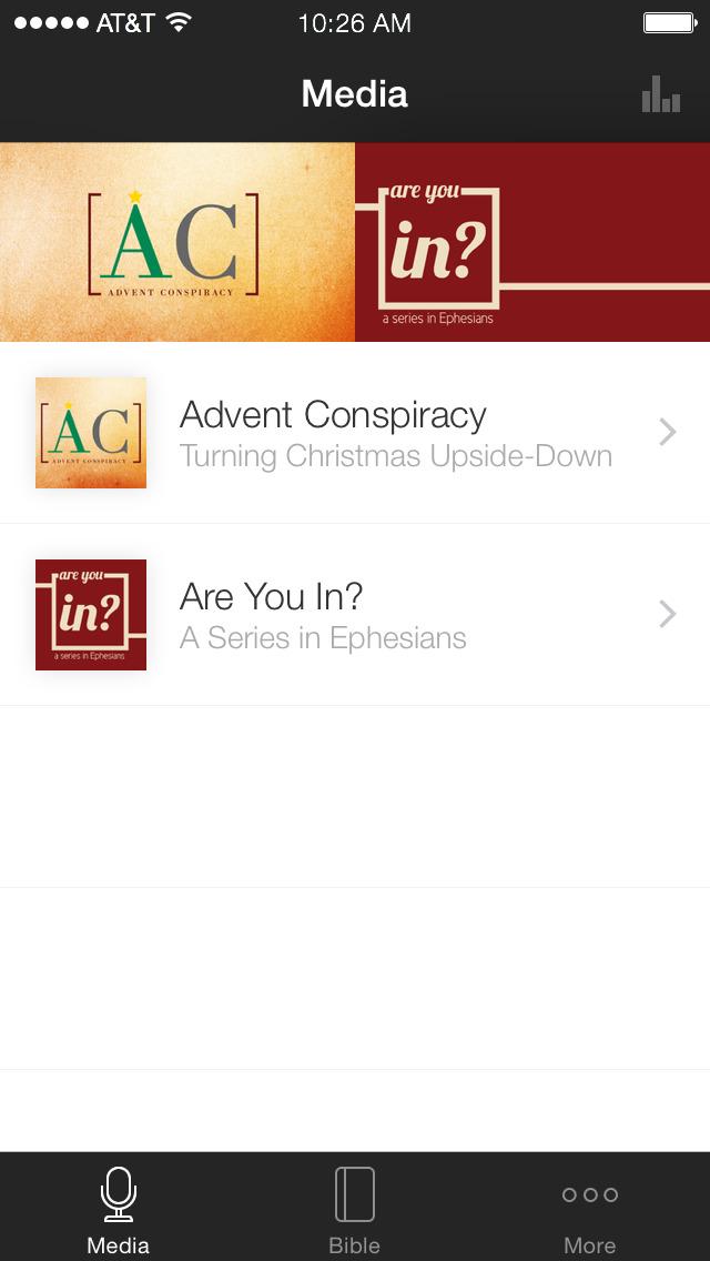 Santa Cruz Bible Church screenshot 1
