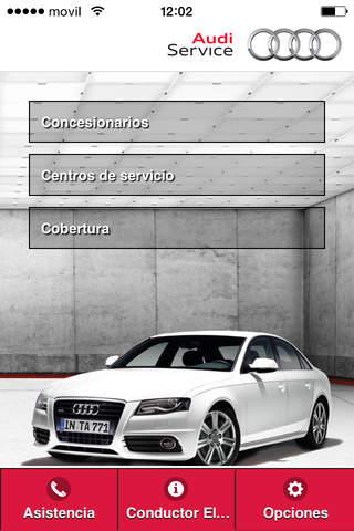 Audi Service Colombia - náhled