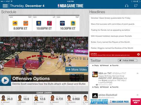 NBA: Official App screenshot 7