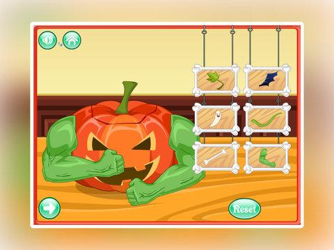 Halloween Pumpkin Decoration screenshot 7