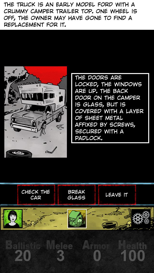 Survivor Z screenshot 1