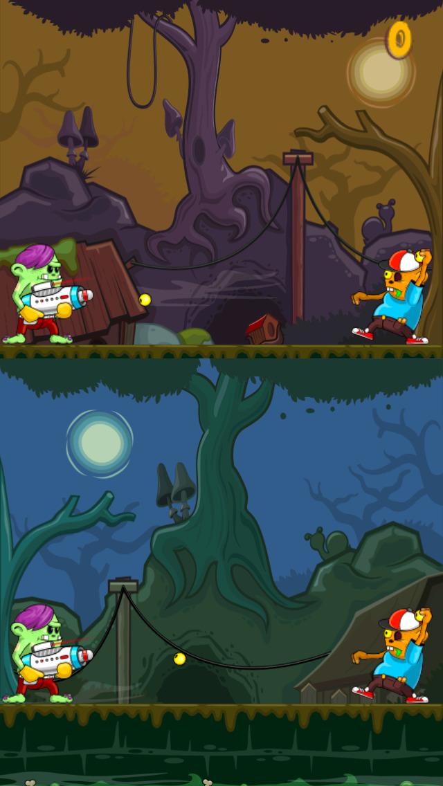 Monster Swing Fight screenshot 1