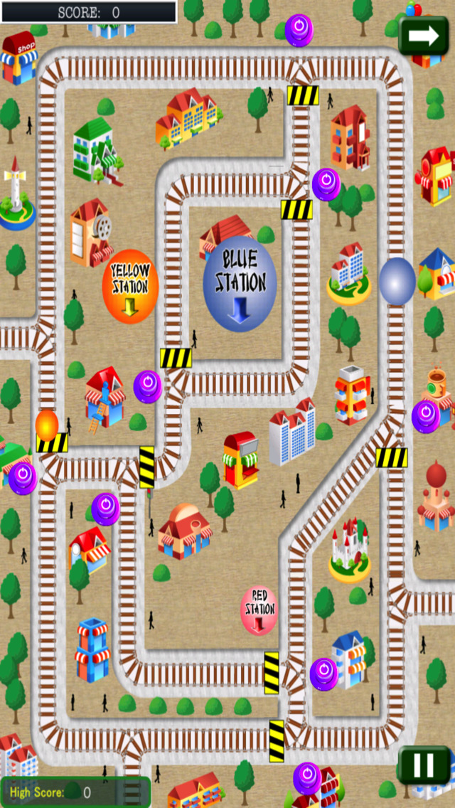 Top Traffic Ball screenshot 5
