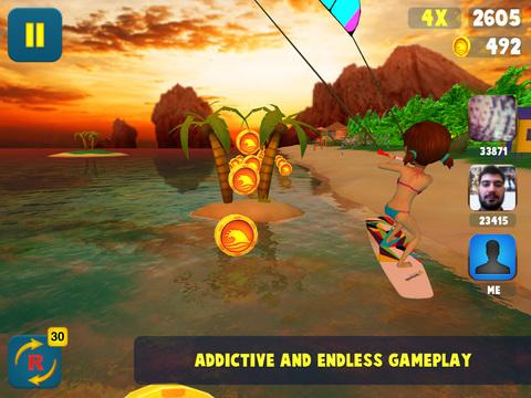 Kite Surfer screenshot 9