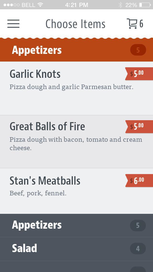Sgt. Pepperoni's Pizza screenshot 3