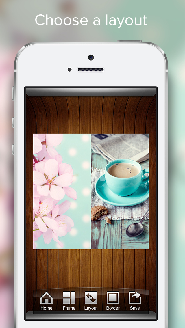 Nostalgio - Create, Edit and Share Cool Pictures with Photo Editor & Collage Maker screenshot 2