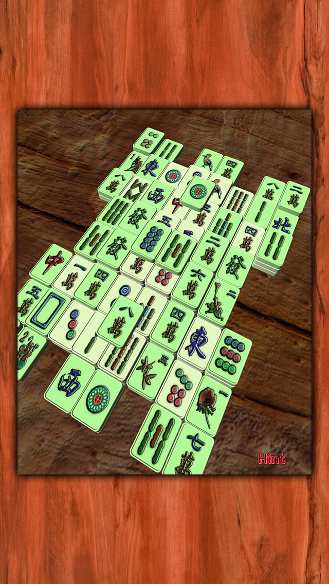 Mahjong - Deluxe screenshot 3