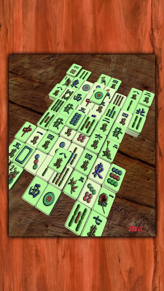 Mahjong - Deluxe screenshot 3