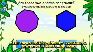 Sixth Grade Learning Games screenshot 3