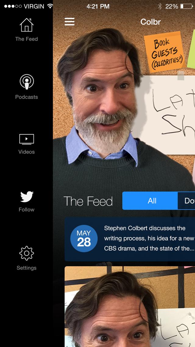 Colbr screenshot 3