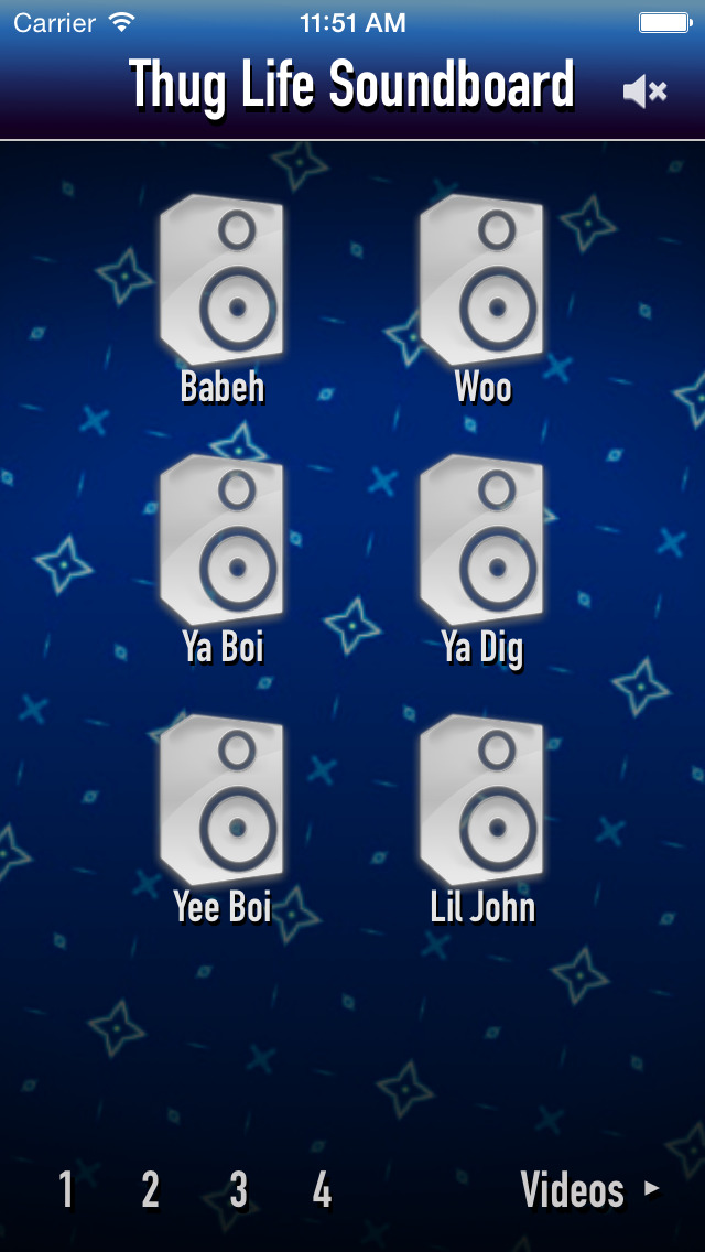 Thug Life Soundboard screenshot 2