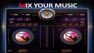 iRemix 2.0 DJ Music Remix Tool screenshot 2