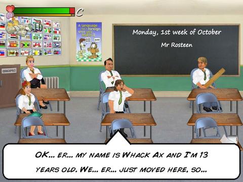 Private School Days screenshot 7