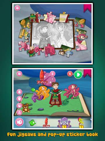 StoryToys Little Mermaid screenshot 9