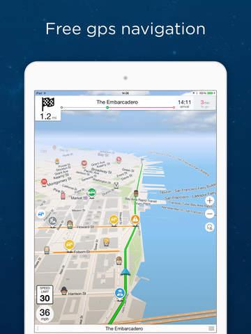 Navmii Offline GPS USA screenshot 7