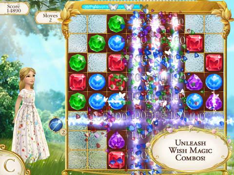 Cinderella Free Fall screenshot 7