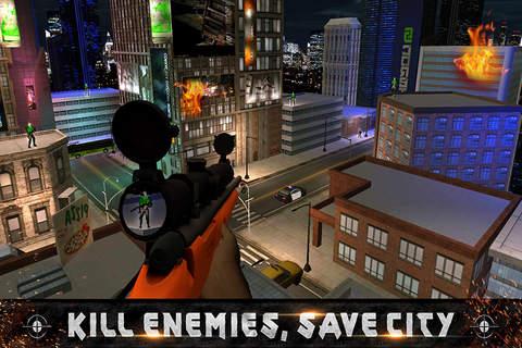 Sniper Combat - náhled