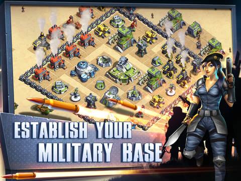 Allies in War screenshot 7