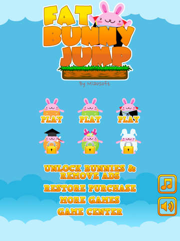 Fat Bunny Jump screenshot 9