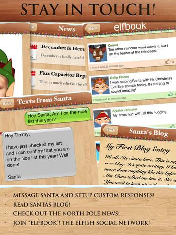 Santa Video Call & Tracker™ screenshot 10