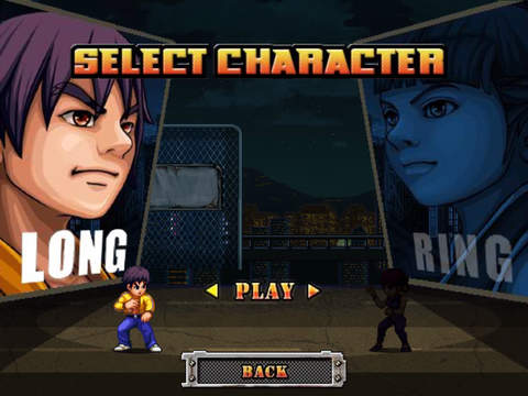 HK.Ninja-The classic action fighting game! screenshot 8