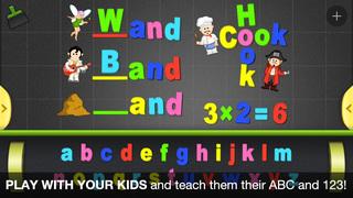 ABC - Magnetic Alphabet for Kids screenshot 1