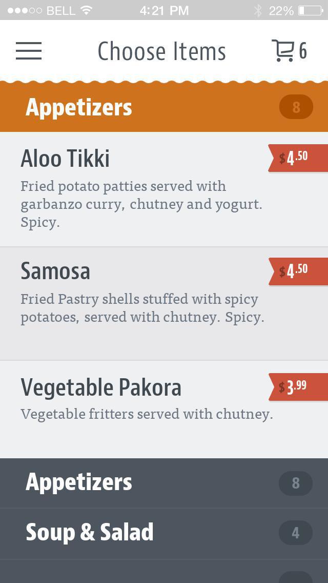 Little Delhi Restaurant screenshot 3