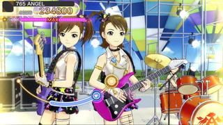 THE iDOLM@STER SHINY FESTA Rhythmic Record screenshot 4