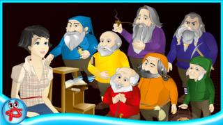 Snow White: Free Interactive Book for Kids screenshot 3