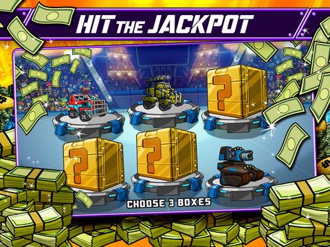 Super Battle Tactics screenshot #5