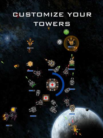 Chrono Space screenshot 4