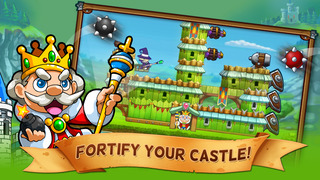 King of Castles: Throne Battle screenshot 4