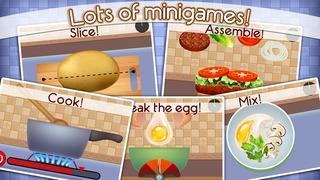 Cookbook Master - Kitchen Chef Simulator & Food Maker Game screenshot #2