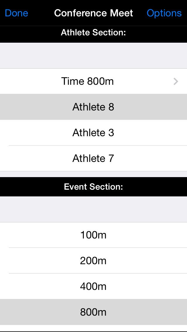 Track Coach Elite screenshot 2