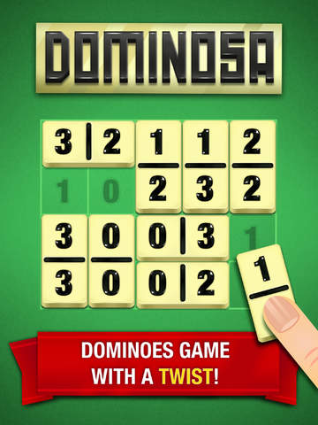 Dominosa - Free Puzzle & Board Domino Game screenshot #1