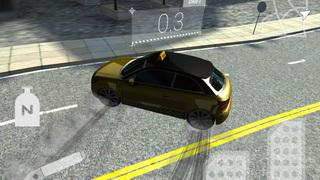 Real Taxi Driver 3D: Crazy Cab City Rush - Free Car Racing Games screenshot 3