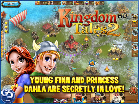 Kingdom Tales 2 HD screenshot 1