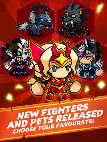 Chaos Fighters screenshot 10