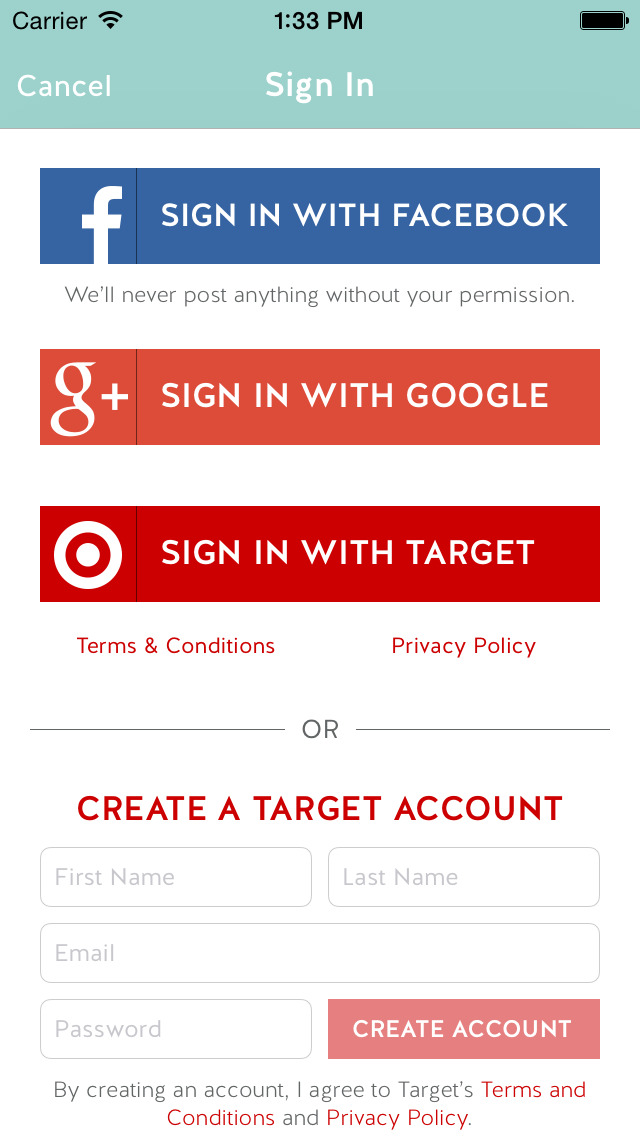 Cartwheel by Target screenshot 4