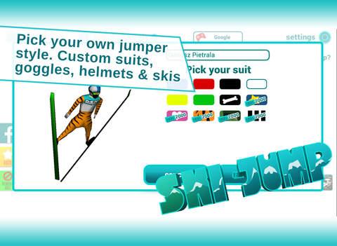 Ski Jump 18 screenshot 9