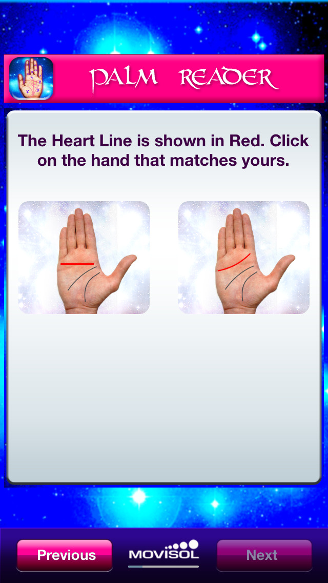 Palm Reader Guide: your personality and fate in palmistry screenshot #3
