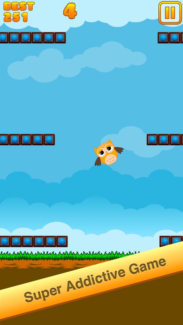 Fly Owl - Up Up Up screenshot 1