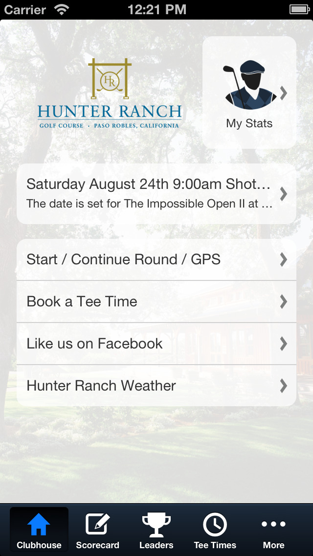 Hunter Ranch Golf Course screenshot 2