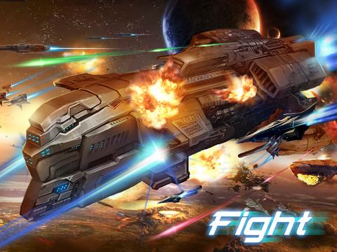 Galaxy At War Online screenshot 8
