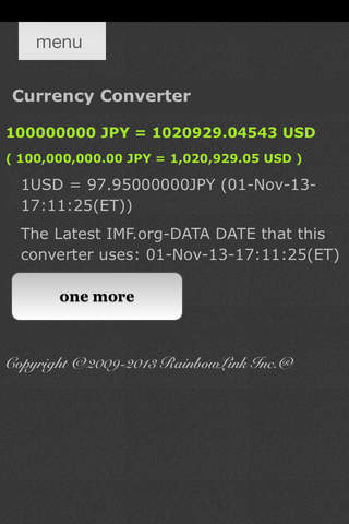 Currency Converter of the Rainbow-Link ( PRO ) for - náhled