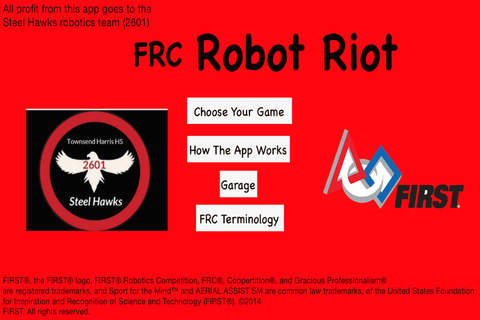 FRC Robot Riot - náhled
