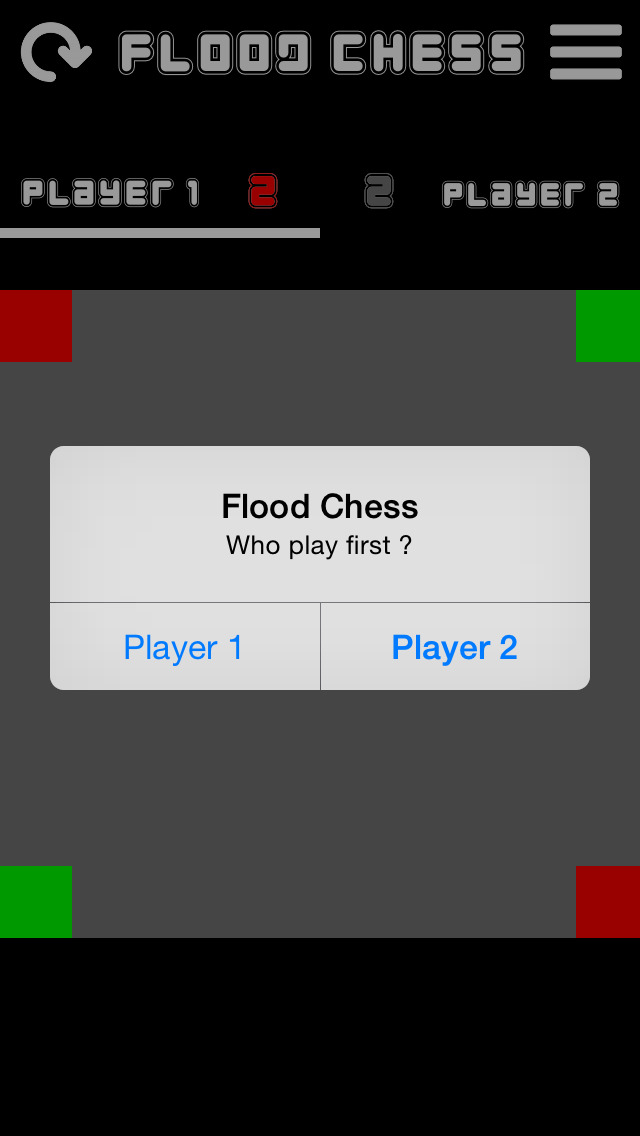 Color Flood Chess screenshot 2